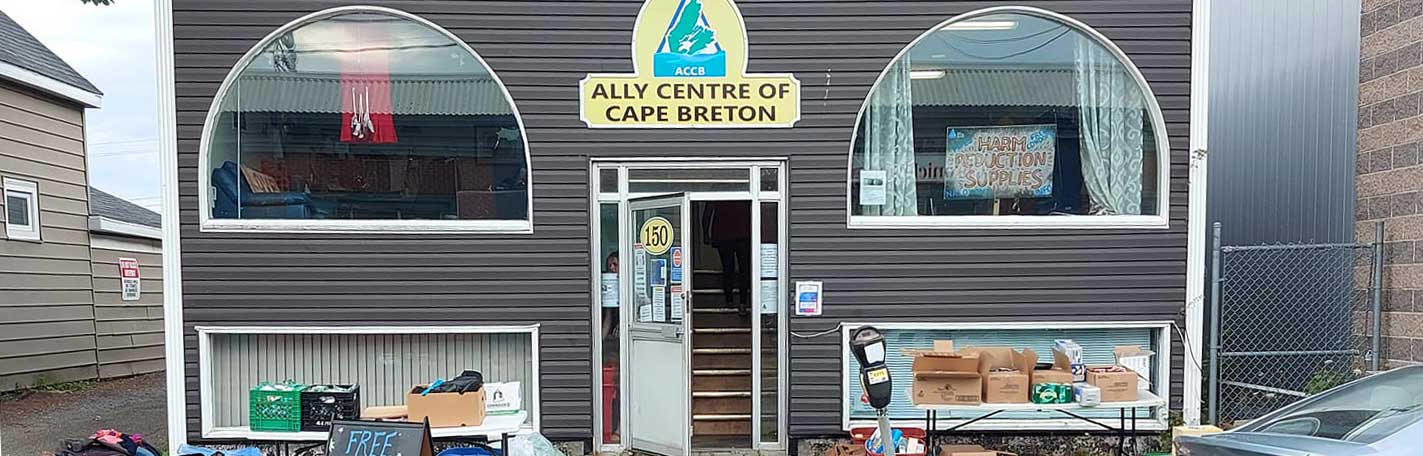Ally Centre of Cape Breton